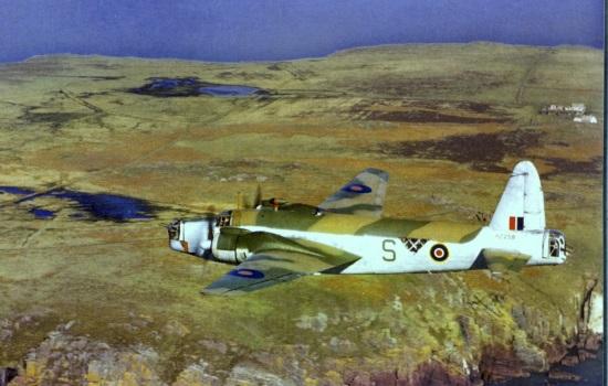 Wellington Mk X HZ 258