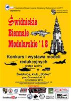 Świdnickie Biennale Modelarskie 2018
