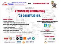 V Wystawa i Konkurs Modelarski - Mińsk Mazowiecki